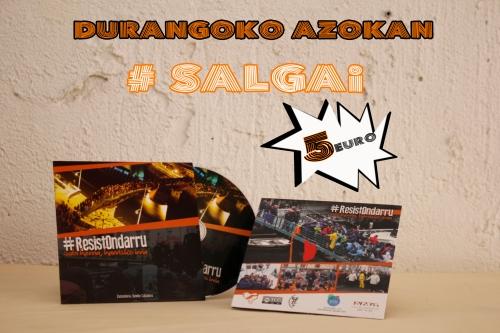 #RESISTONDARRU-SALGAI