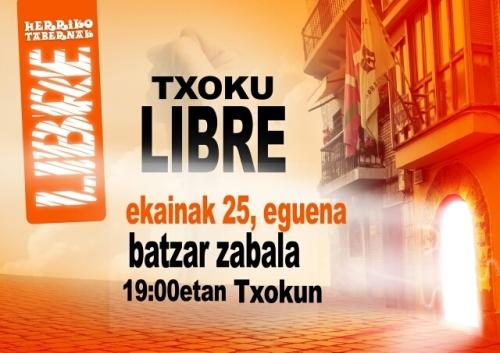 TXOKU LIBRE batzarra 2015-06-25