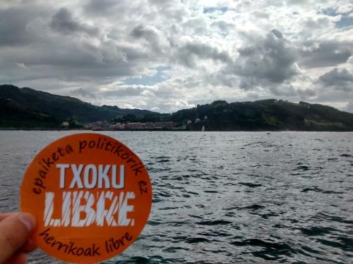 ondarruko estropadan be TXOKU LIBRE 2015-08-08