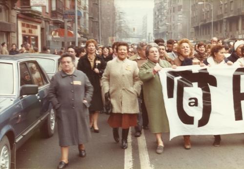 1977 bilbon elisabet amnisti manifan