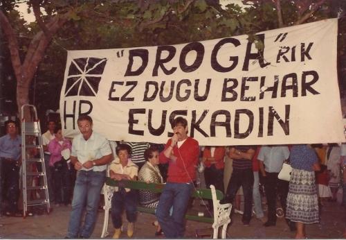 1982 JON IDIGORAS alamedan DROGARIK EZ