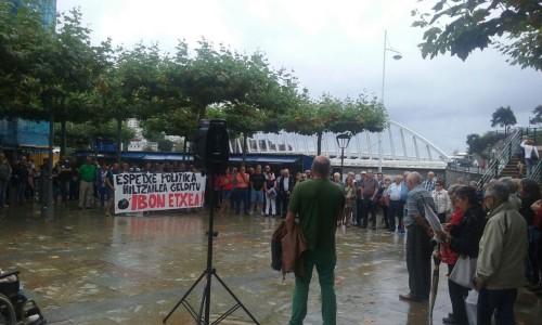 IBONen aldeko manifi 2016-07-21 2