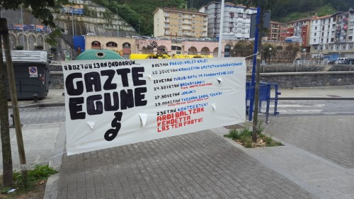 2016ko GAZTE EGUNE