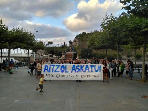 AITZOL ETXERA konzentri Alamedan 2016-08-10