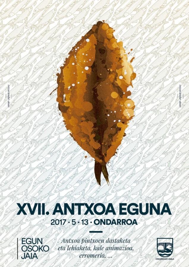 XVII. Antxoa egune 2017-05-13