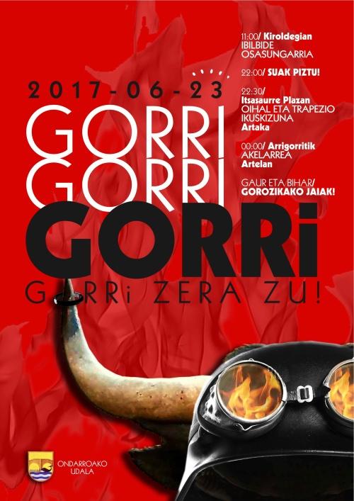 gorri gorri