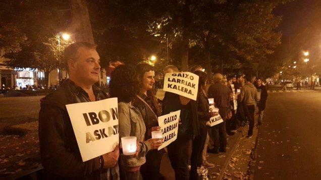 IRUÑAn Ibone alde 2017-10-20