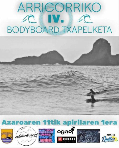 bodyboard TXAPELKETI