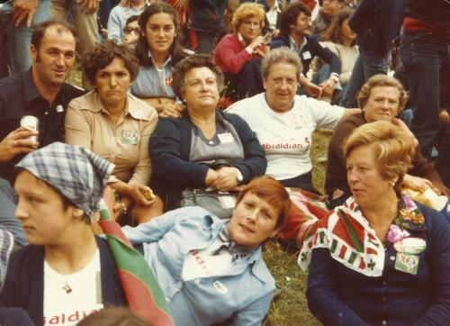 ondarrutar taldi 1977 arazurin martxa de la libertad