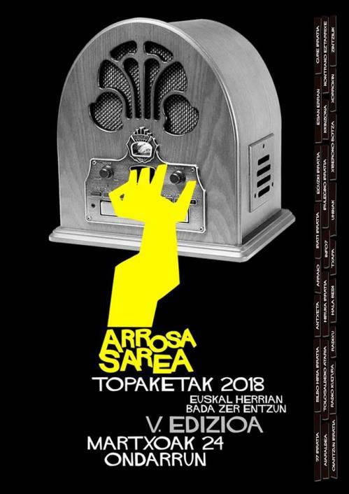 ARROSA V. TOPAKETAK kartela 2018-03-24