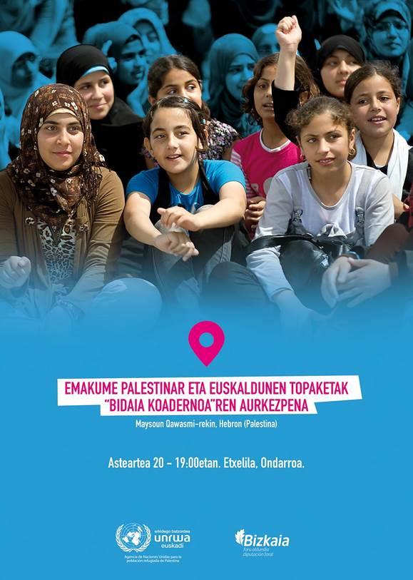 martxoak 20 emakume palestinarrak eta euskaldunak