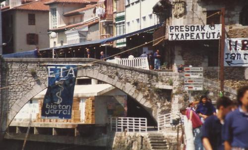 1996 ZUBI ZAHARRIN ETAko pankati ARRANTZALE egunin