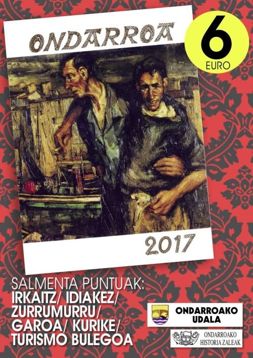 2017ko historiazalin urtekarixe