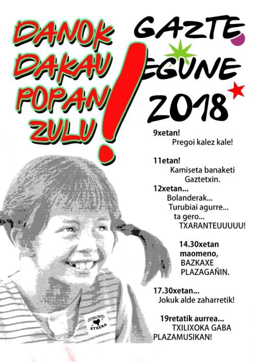 Gazte egune 2018