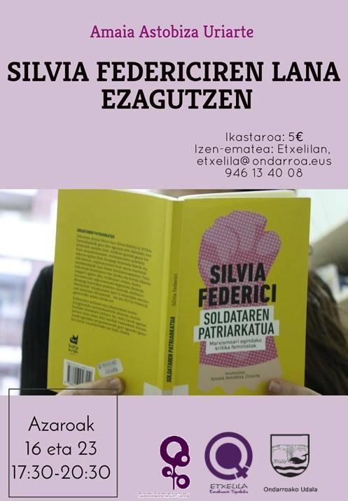 SILVIA FEDERICCI