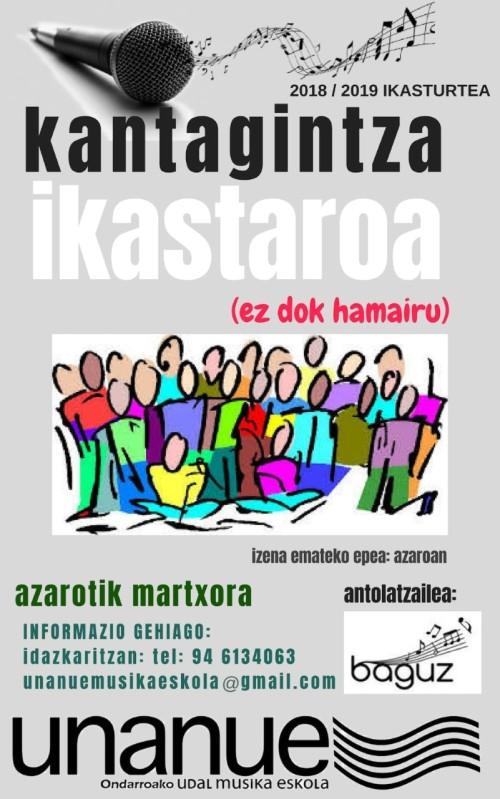 thumbnail_KANTAGINTZA IKASTAROA KARTELA