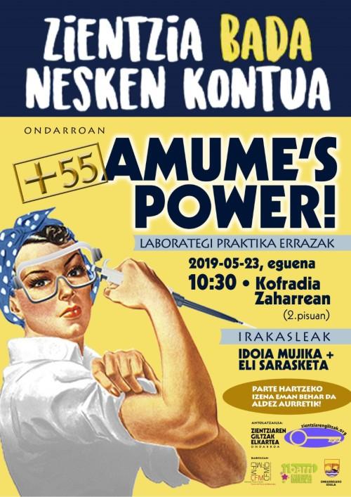 amume power
