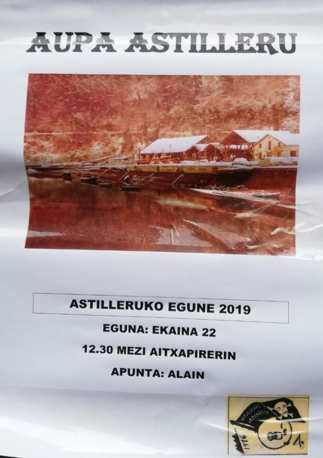 ASTILLERUko egune 2019