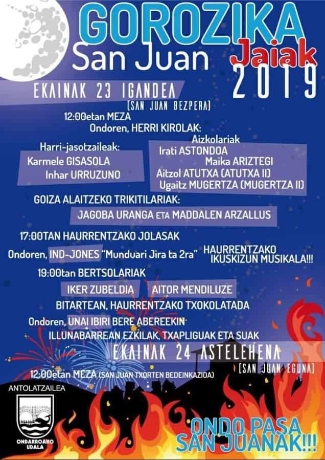 GOROZIKA jaxak 2019