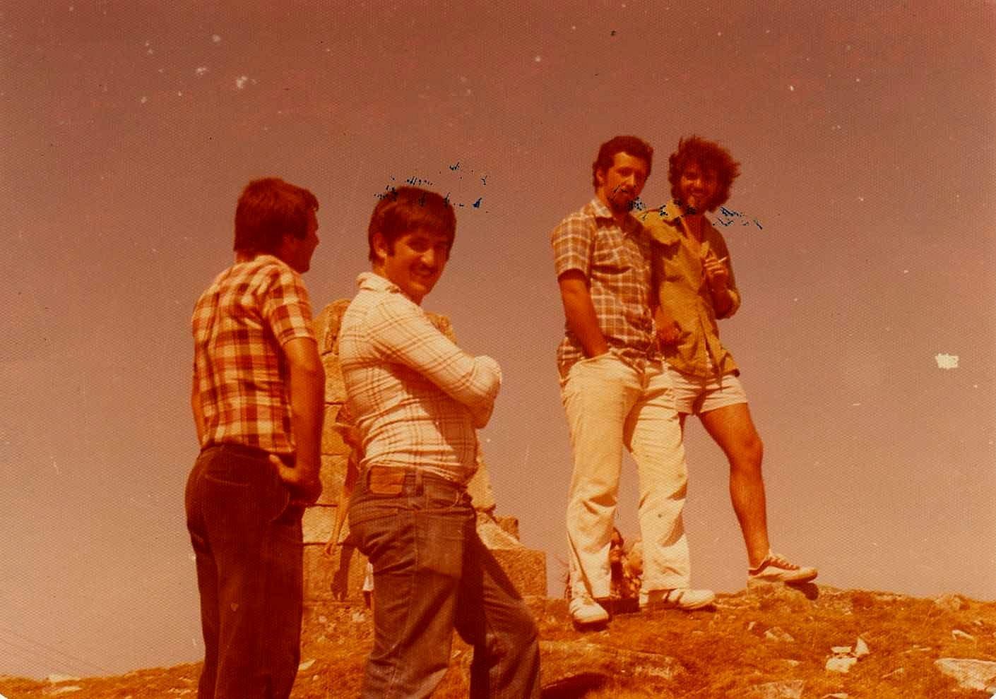 Larrunen 1976-Fran,pello,Satorra eta Xabier Aguirre