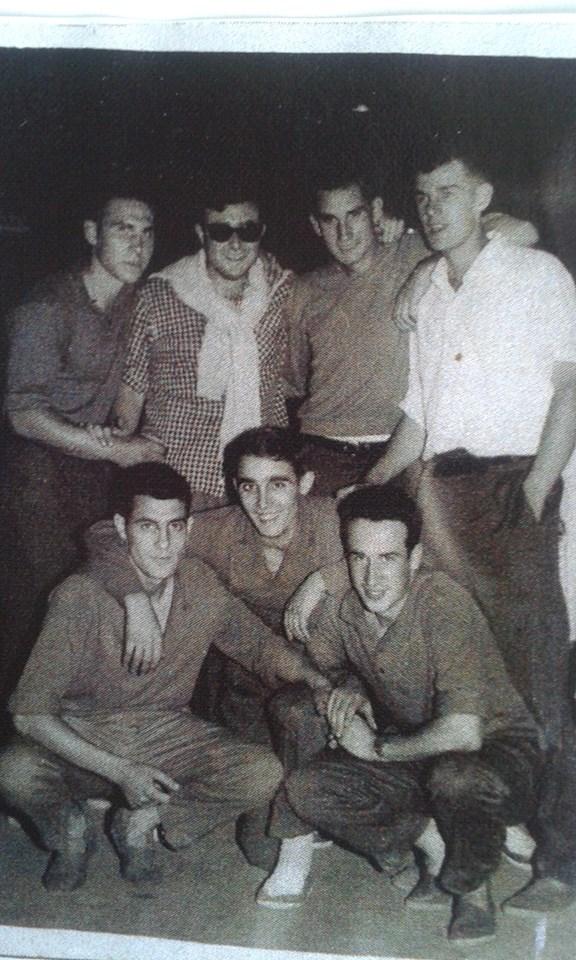XABIER URANGA, ANDONI ARRIZABALAGA, PELLO ARAMAIO, JESUS MARI BEITIA..